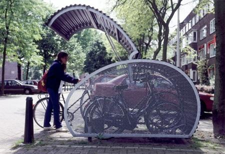 Bike Hangar