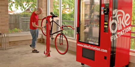 Bicycle Repair Station