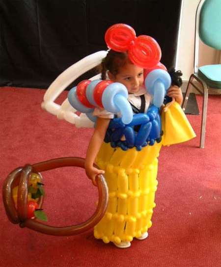 Creative Balloon Art 12