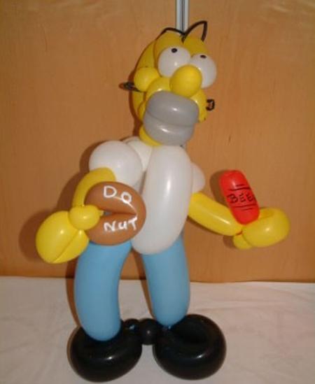 Creative Balloon Art 20