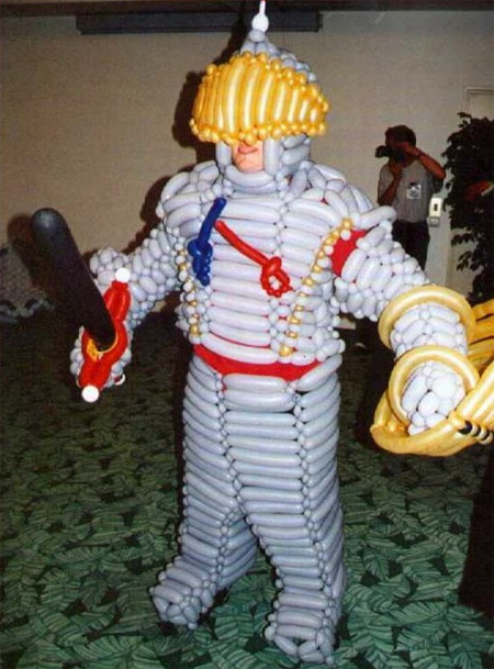 Creative Balloon Art 5