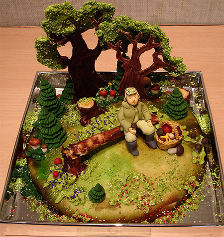 Amazing Cake Artist : Amazing Food Art