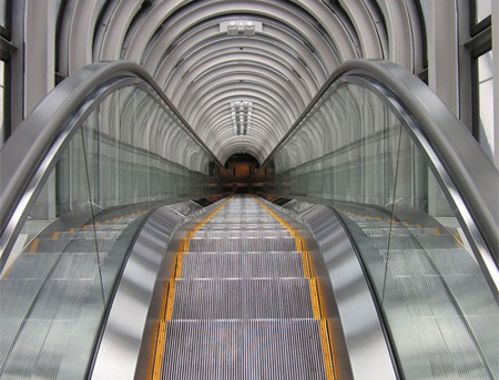 World's Highest Escalator