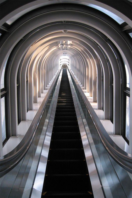 World's Highest Escalator 5
