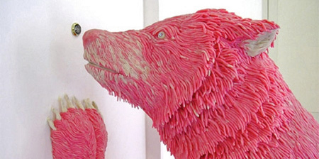 Chewing Gum Sculptures