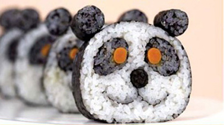 Incredible Sushi Art