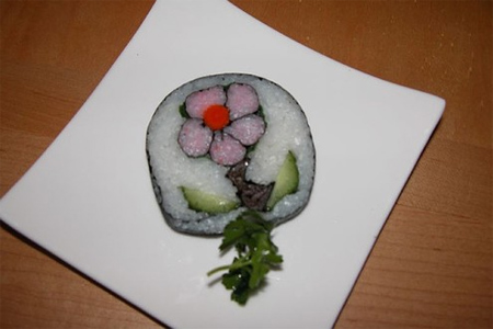 Sushi Art 4
