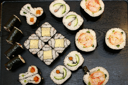 Sushi Art Collection