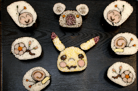 Sushi Art Collection 2