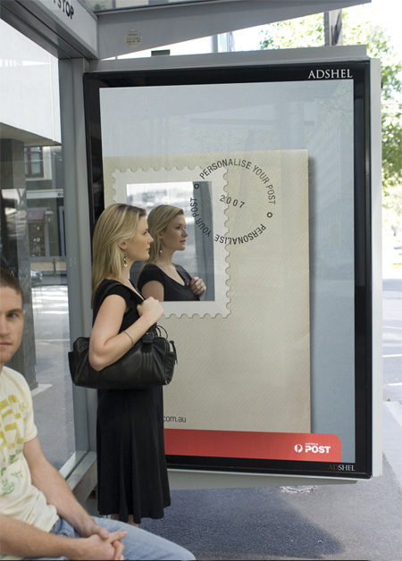 Australia Post Advertisement