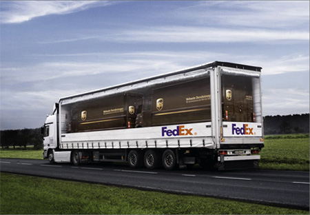 FedEx Advertisement