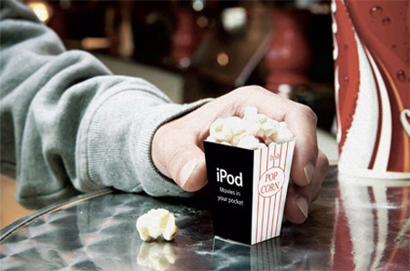 iPod nano Advertisement