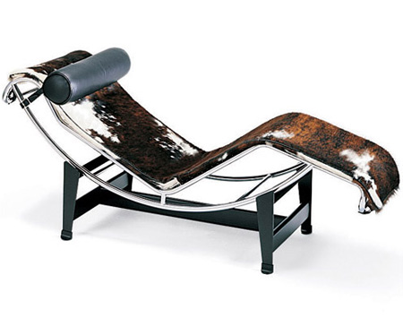 Chaise Longue Le Corbusier LC4