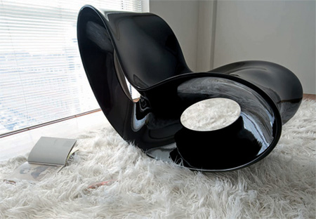 Voido Rocking Chair