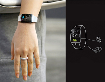 High Tech Digital Ring 2