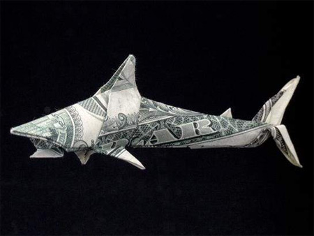 Creative Dollar Bill Origami - photo#8