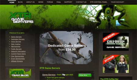 Green CSS Designs 23