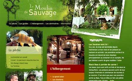 Green CSS Website Designs 13