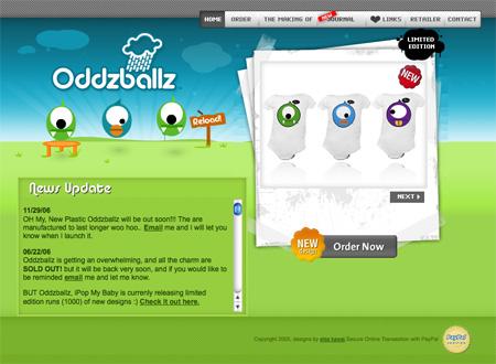 Green CSS Website Designs 16