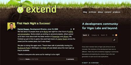 24 Green CSS Website Designs