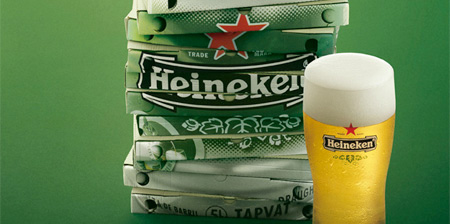 Heineken Made to Entertain