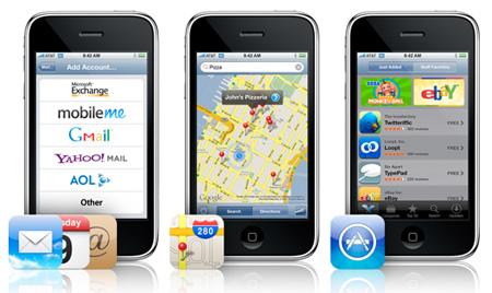 Apple iPhone 3G Announced 3
