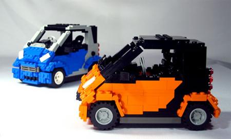 MCC Smart Car