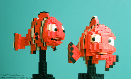 Nemo and Marlin 2