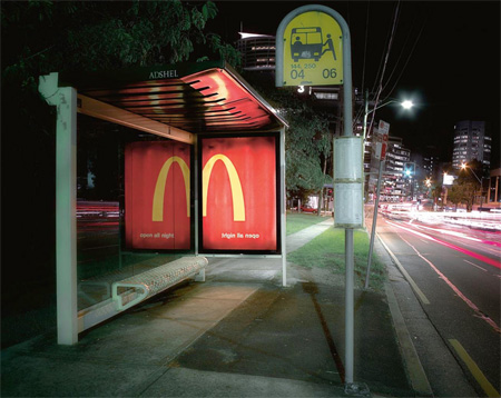 McDonalds Open All Night Ad
