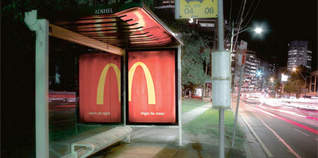 McDonalds Open All Night
