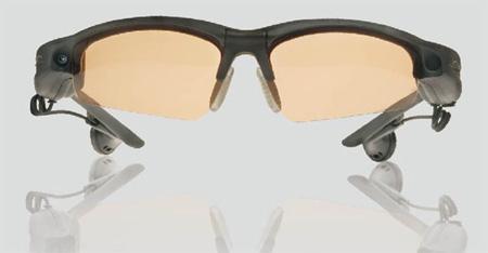 Aigo Sunglasses with Digital Camera 2