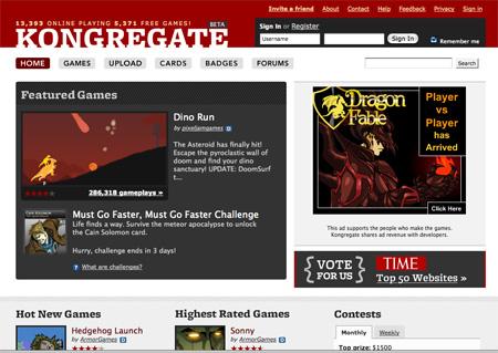 Red CSS Website Designs 20