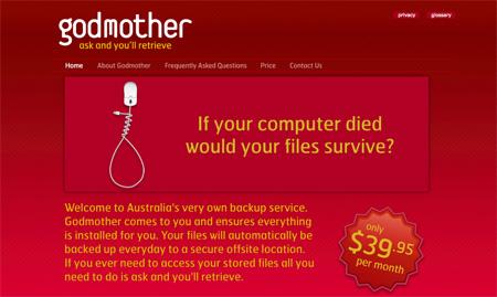 Red CSS Website Designs 22
