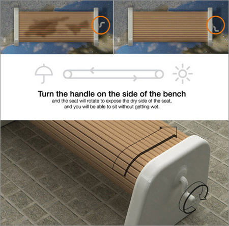 The Rolling Bench 2