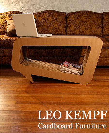 İlginç masa tasarımları