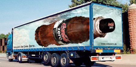 Truck Advertisements