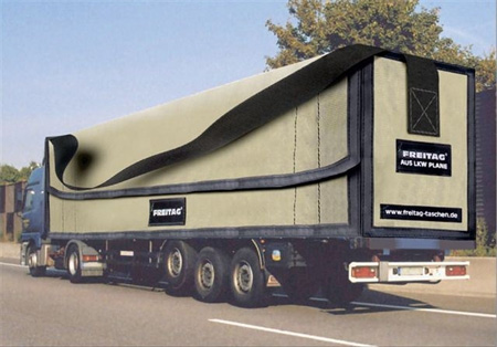 Creative Truck Advertisements