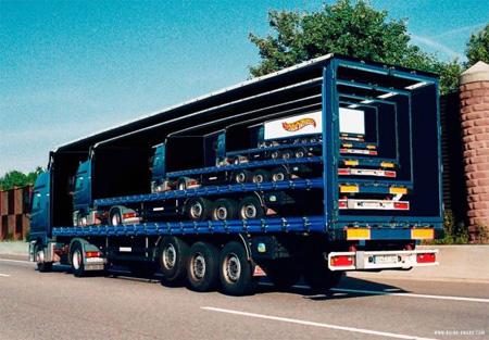 Truck Advertisement