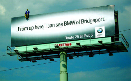 BMW Advertisement