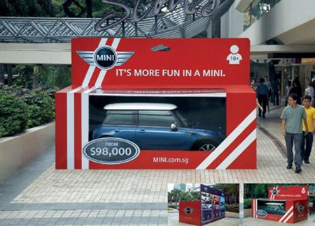 Mini Advertisement