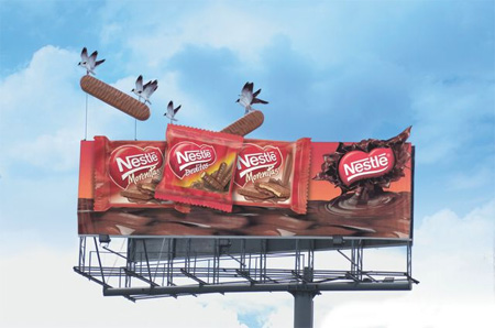 Nestle Advertisement
