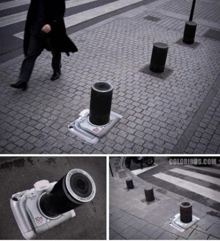 Canon Advertisement