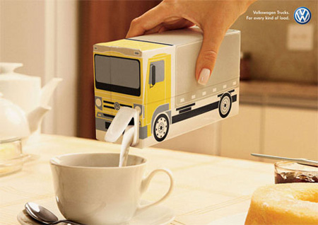 Volkswagen Trucks Ads