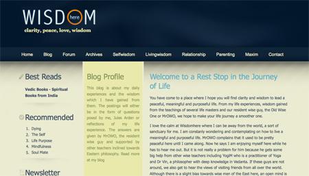 Blue CSS Website Designs 09