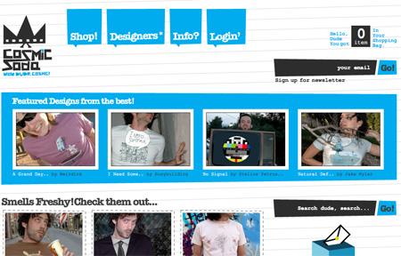 Blue CSS Website Designs 04