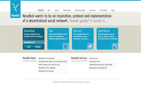 Blue CSS Website Designs 13