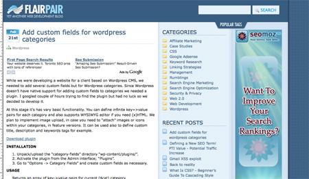 Blue CSS Website Designs 08