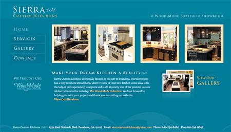 Blue CSS Website Designs 07
