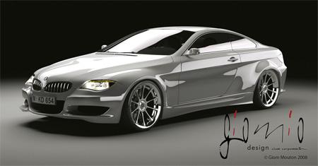 BMW M6 Concept Renders 2