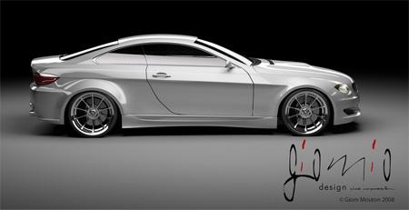 BMW M6 Concept Renders 3